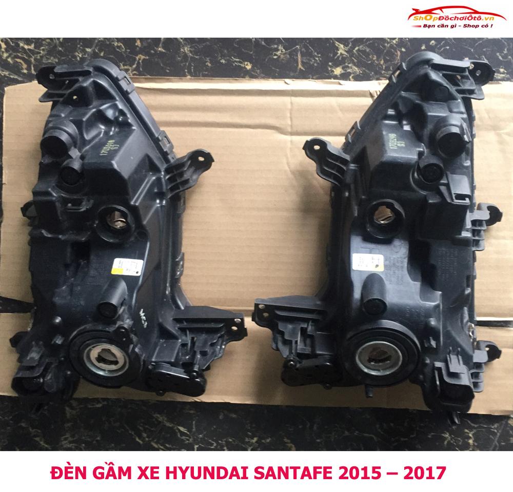 Đèn gầm Hyundai Santafe, Đèn gầm Hyundai Santafe 2017, Đèn gầm Hyundai Santafe 2016, Đèn gầm Hyundai Santafe 2017, Đèn gầm Santafe, Đèn gầm Hyundai Santafe chính hãng, Đèn gầm Santafe chính hãng